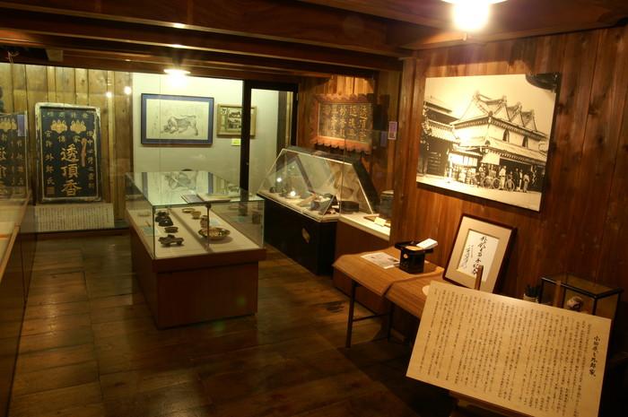 外郎(ういろう)博物館