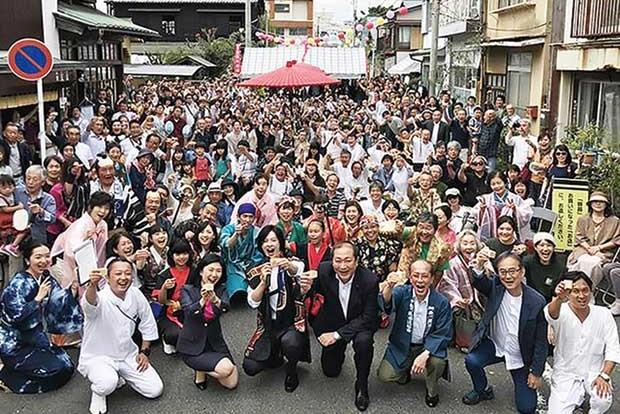小田原宿場祭り