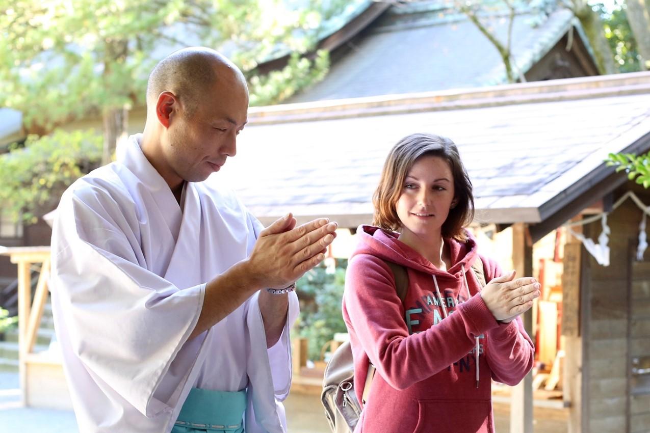 【外国人のみ】Discover Shintoism(external links)