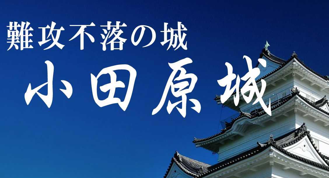 Odawara-jo Castle formula HP